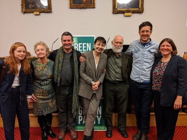 Bella Lack, Helen Smith, Mark Cocker, Caroline Lucas, Jeremy Mynott, Patrick Barkham, Ellie Chowns (MEP)
